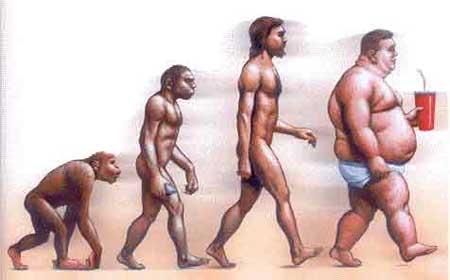La dieta paleolítica Obesidad_ondra